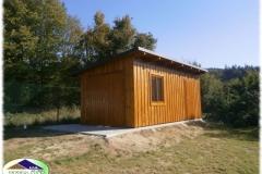 Zahradní domek ve Vsetíně