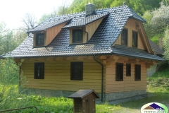 Dřevěnice v Leskovci
