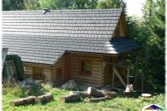 Dřevěnice ,,Na polůškách´´ v Leskovci