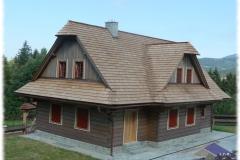 Dřevěnice v Prostřední Bečvě