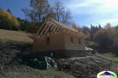 Dřevěnice v Malých Karlovicích