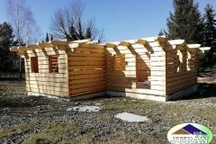Dřevěnice v Morávce