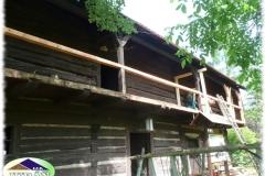 Fojtská usedlost v Jasenné