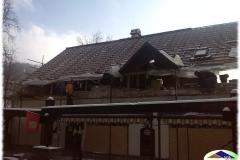 Hotel a restaurace U Vychopňů