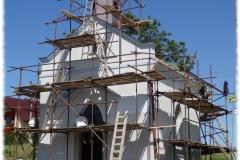 Oprava střechy Kaple v Hranických Loučkách