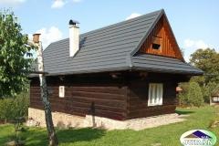 Střešní konstrukce v Makově - SK