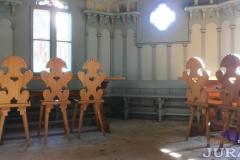 Oprava Libušína v roce 2013