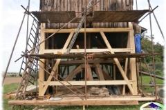 Větrný mlyn ve Velkých Těšanech