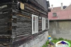 Oprava domu č.p. 4 v Návojné