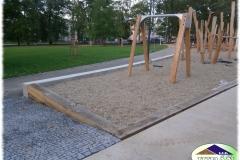 Park Komenského ve Zlíně