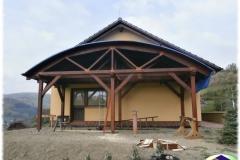 Pergola ve Vsetíně (Horní Jasénce) - 5/2016