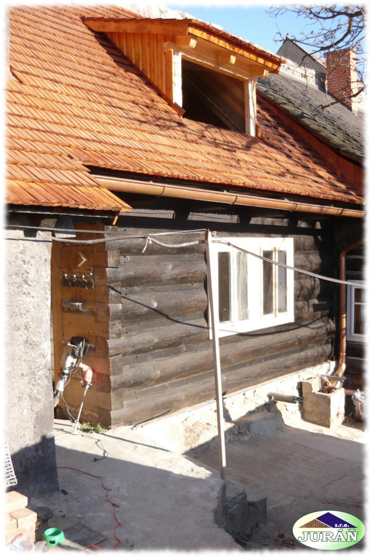 Roubený dům Miturová