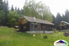 Střešní konstrukce - Makov