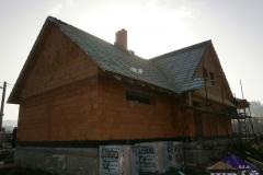 Střecha v Prostřední Bečvě