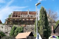 Oprava krovu a střešního pláště v Zubrnicích