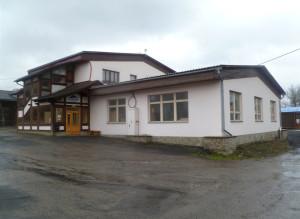 Hlavní budova firmy