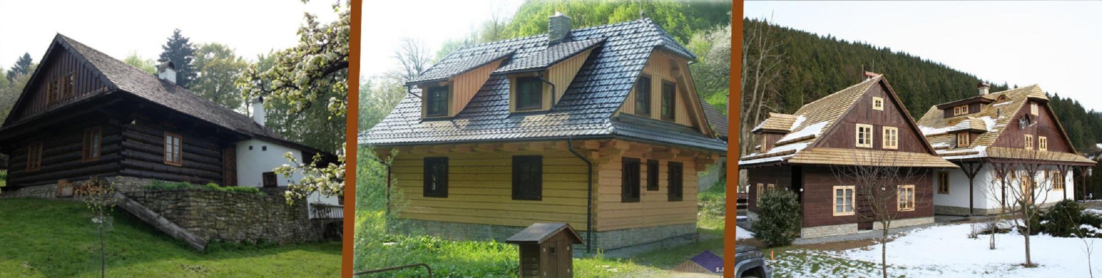 Váš specialista na dřevěné konstrukce