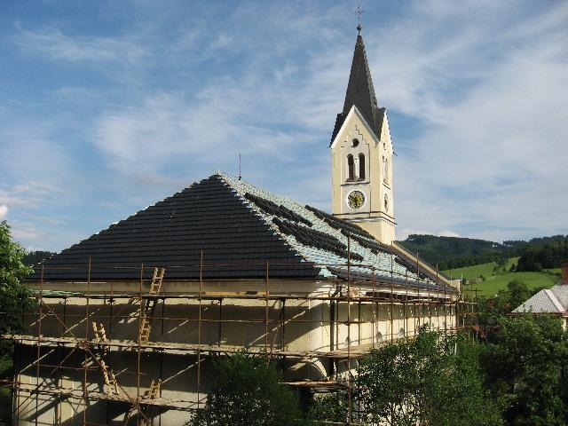 Kostel v Ratiboři