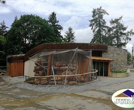 Nový tropický pavilón v ZOO Olomouc