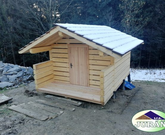 Roubená-sauna-v-Malých-Karlovicích