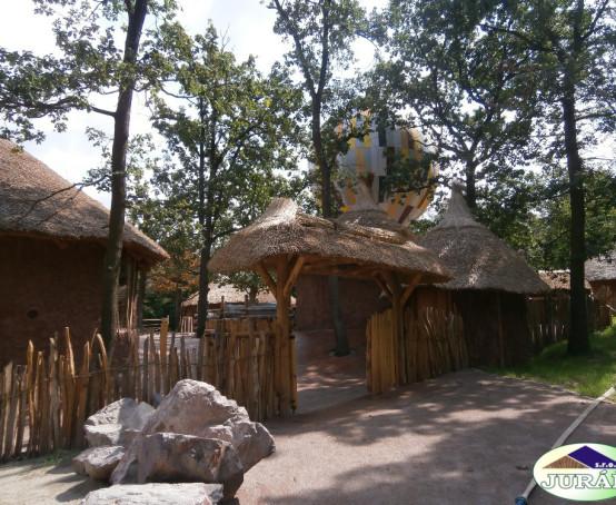 Africká-vesnice-v-ZOO-Brno