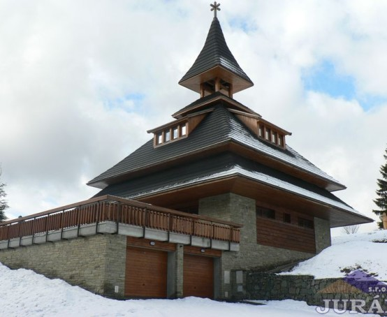 Zvonice-Soláň